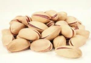 makanan pembentuk otot - kacang arab