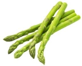 makanan penurun berat badan - asparagus