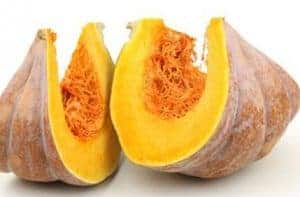 makanan penurun berat badan - labu kuning