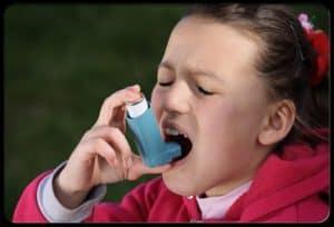 penyebab asma