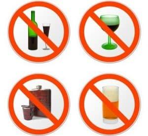Penyebab Cegukan - Konsumsi Alkohol