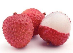 buah vitamin c - leci