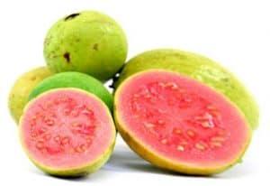 buah yang mengandung vitamin c - jambu biji
