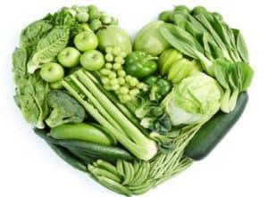 makanan sehat untuk diet - sayur sayuran