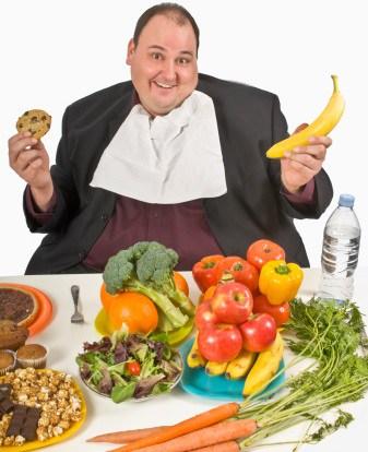 makanan yang bikin gemuk