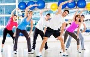 olahraga membakar kalori - aerobik