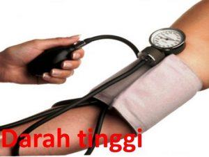 pantangan darah tinggi