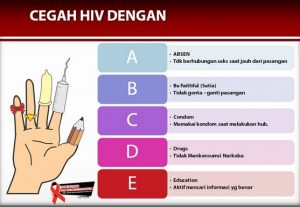 penyebab aids