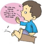 penyebab bicara gagap