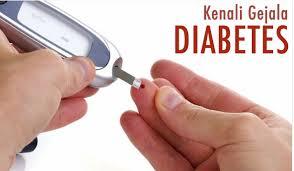 gejala yang dialami bagi penderita diabetes melitus