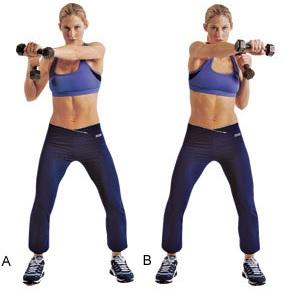 Weighted Punch untuk mengecilkan lengan