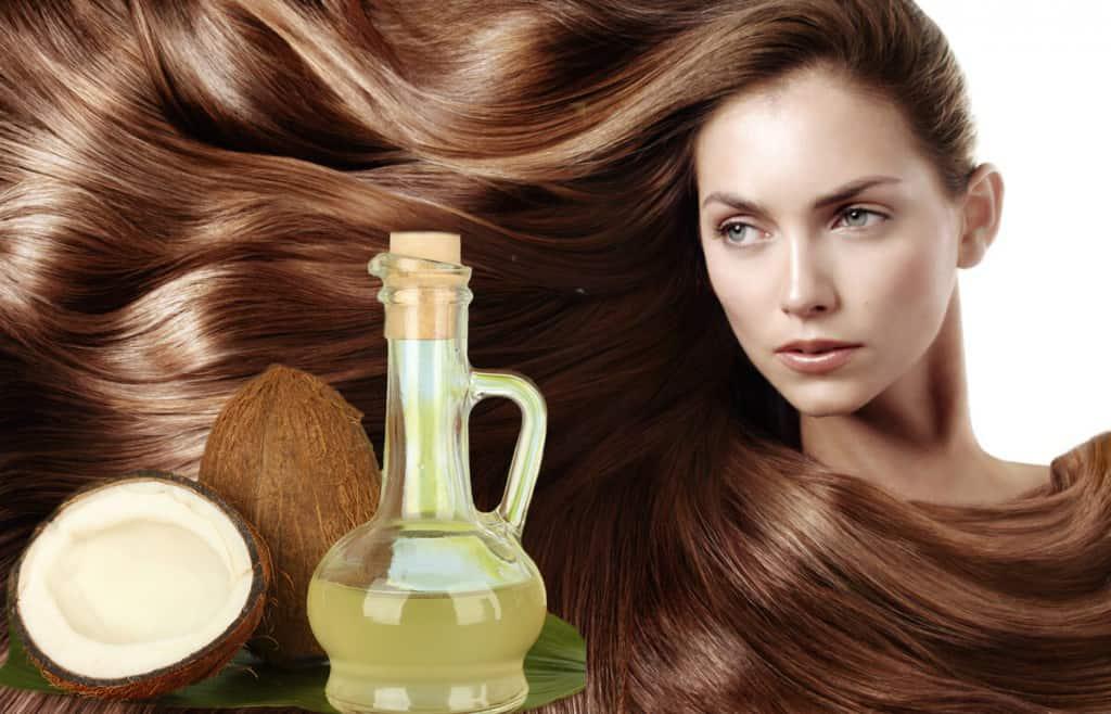 Cara Menyehatkan Rambut Dengan Minyak Kelapa