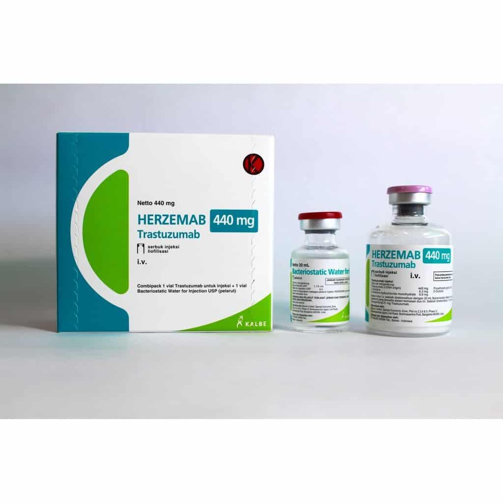 Herzemab - Fungsi - Obat Apa - Dosis Dan Cara Penggunaan