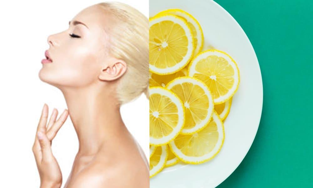 Leher Kusam dan Gelap? Lemon Bisa Atasi dengan 8 Cara Ini Lho!
