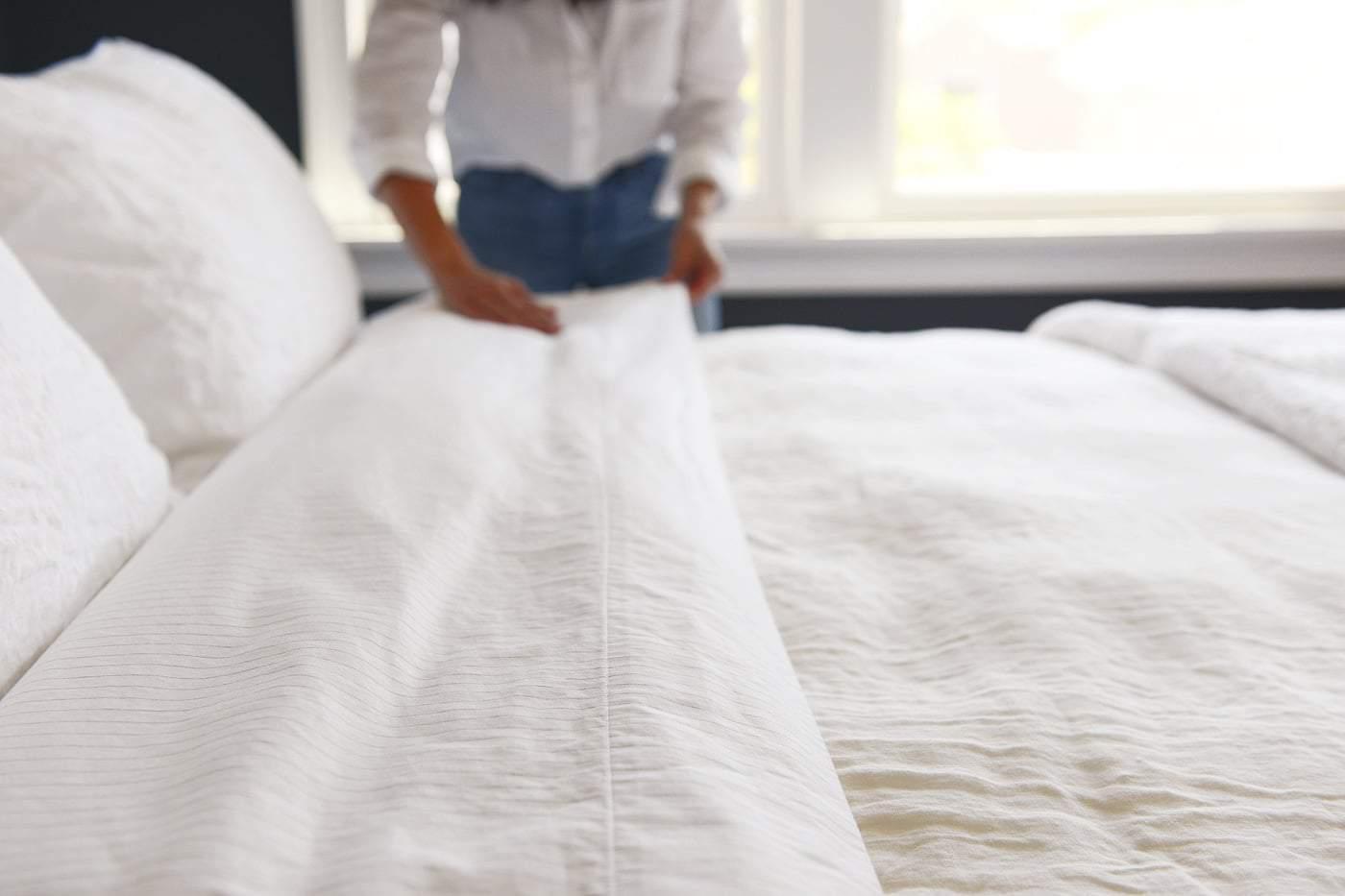 Manfaat Merapikan Tempat Tidur