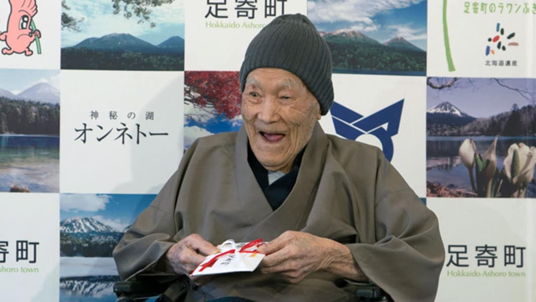 Meninggal Dunia di Usia ke-113 Tahun, Apa Rahasia Umur Panjang Masazo Nonaka?