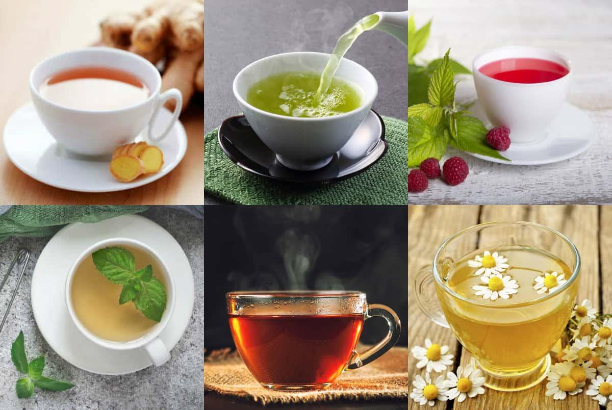 Minum 6 Jenis Teh Ini Sanggup Atasi Diare