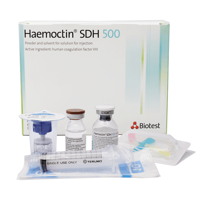 haemoctin