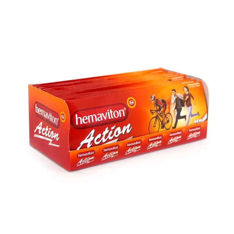 hemaviton-action