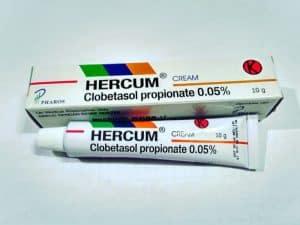 Hercum Herpiclof Cream Herpiclof