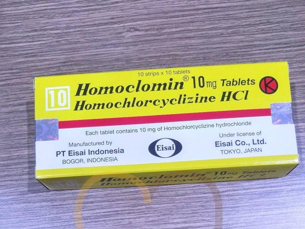 Homoclomin
