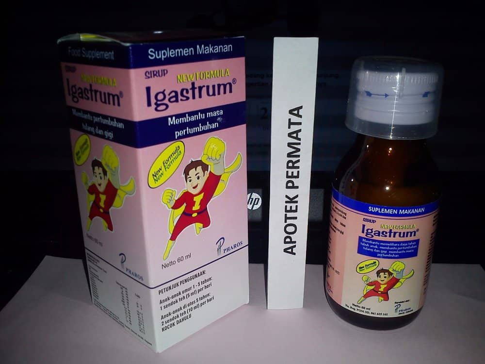 Igastrum New Formula/Igastrum Plus