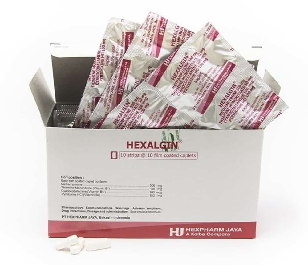 hexalgin