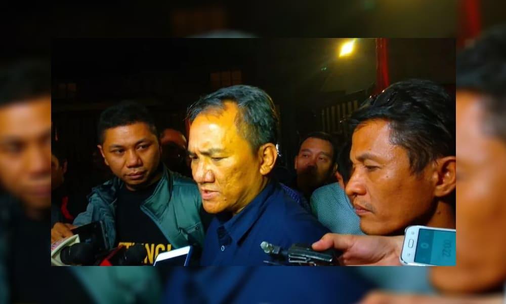 Andi Arief Ditangkap Polisi Karena Positif Gunakan Narkoba