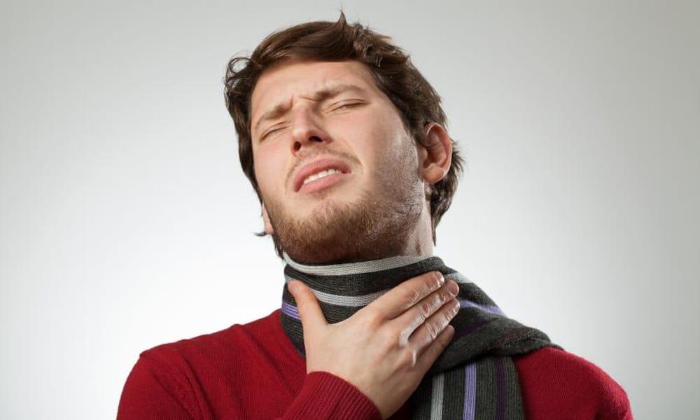 Berawal dari 'Radang Tenggorokan' Kaki dan Tangan Pria Ini Harus Diamputasi?