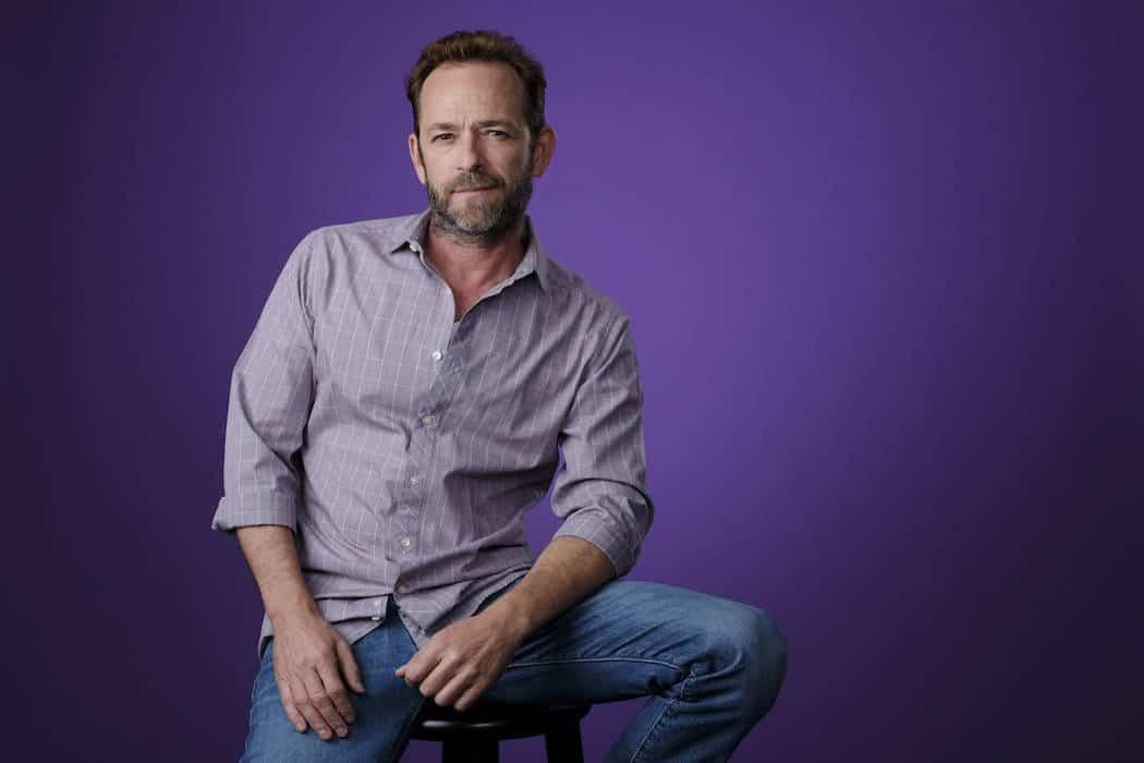 Luke Perry Bintang Serial 'Beverly Hills, 90210' Meninggal Karena Stroke