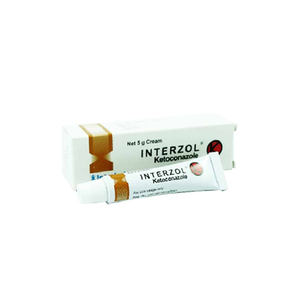Interzol Cream