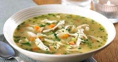 Makan Sup Ayam Ternyata Bisa Membuat Hati Bahagia, Ini Manfaat Sup Ayam