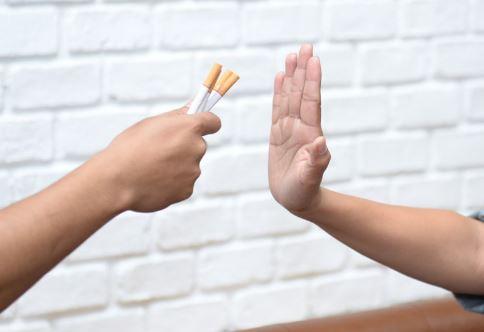 Badan Menggemuk Efek Stop Merokok? Ini 6 Cara Mencegahnya