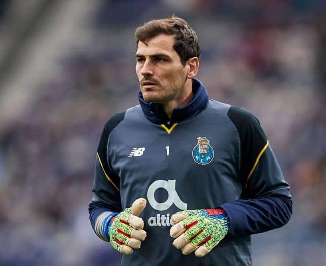 Iker Casillas Kena Serangan Jantung Saat Latihan, Ketahui Cara Pertolongan Pertamanya