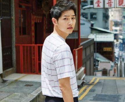 Rambut Song Joong Ki Rontok Parah, Karena Stres Berpisah dari Song Hye Kyo?