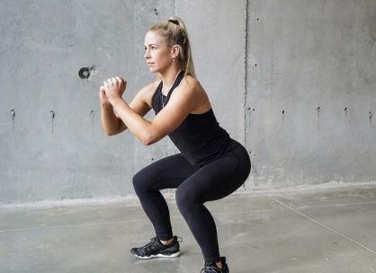 Gadis Ini Alami Kerusakan Otot Usai Lakukan Squat 1000 Kali