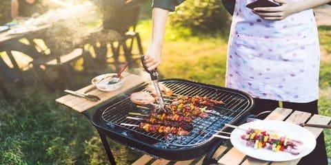 Mau Pesta Barbeque, Lihat Tips Memanggang Daging Yang Menyehatkan Ini