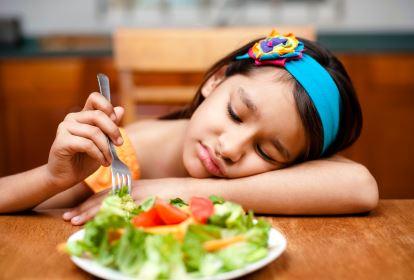 Orangtua Harus Tahu, Ini 7 Tanda Anak Kurang Makan Sayuran