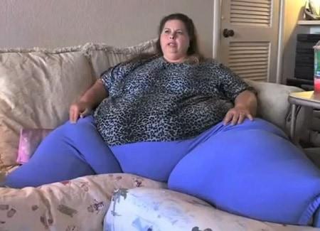 Wanita Tergemuk di Dunia Berhasil Menurunkan Berat Badan, Tapi Gemuk Lagi Gara-Gara Ini