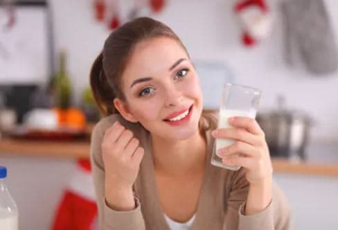 Benarkah Minum Susu Hamil Bikin Gemuk?