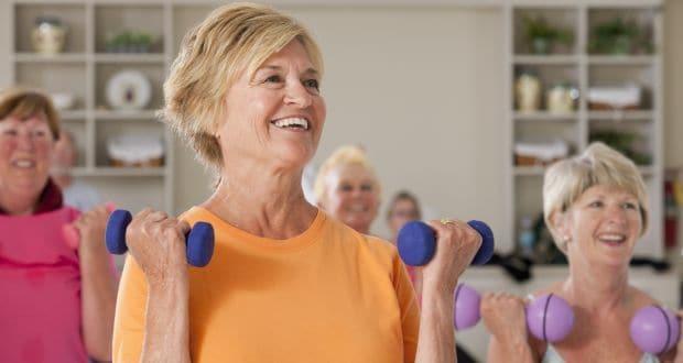 Olahraga Untuk Wanita Menopause