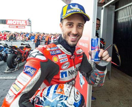 Pebalap Ducati Andrea Dovizioso Alami Hilang Ingatan Jangka Pendek Saat Kecelakaan