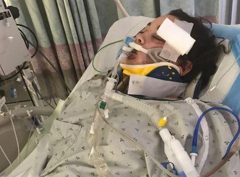 Wanita Ini Koma Tiga Hari Gara-gara Perut Terobek Sabuk Pengaman