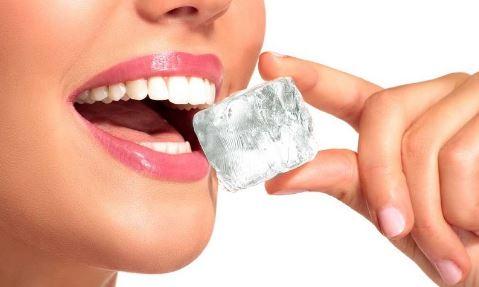 Efek Makan Es Batu saat Hamil