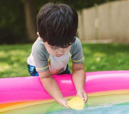 Manfaat Main Air untuk Anak