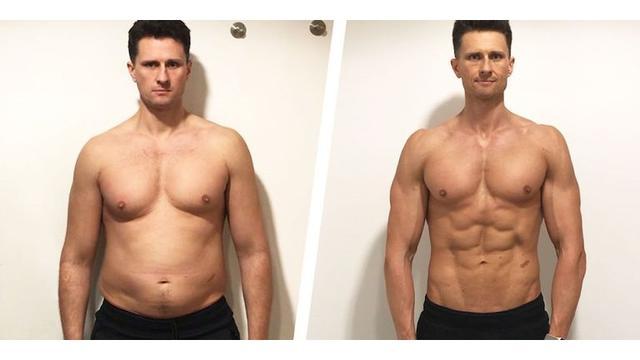 Pria Ini Sukses Turunkan 20 Kg Berat Badannya dalam 4 Bulan Demi Menikah