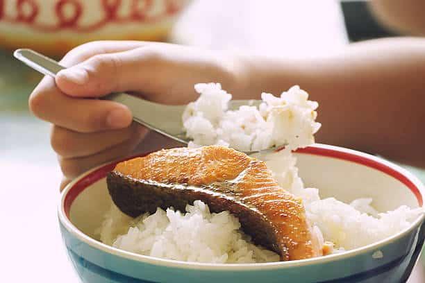Manfaat Anak Makan Ikan