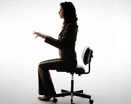 Manfaat Duduk Tegak