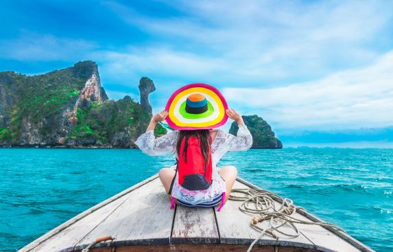 Manfaat Traveling Untuk Kesehatan