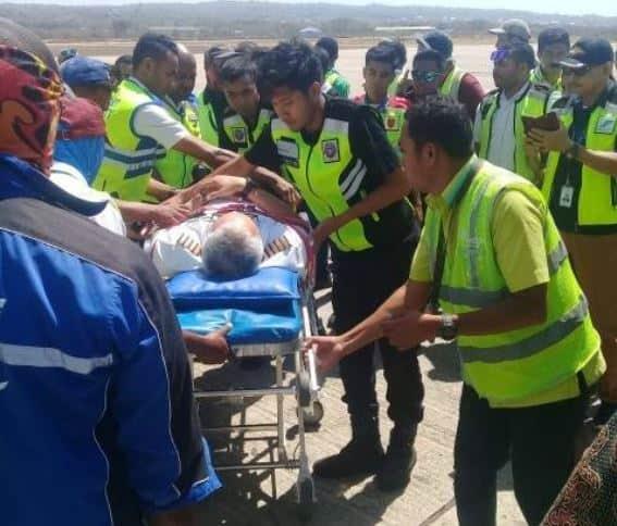 Pilot Kena Serangan Jantung Saat Hendak Mendarat, Begini Pertolongan Pertama Penyakit Ini